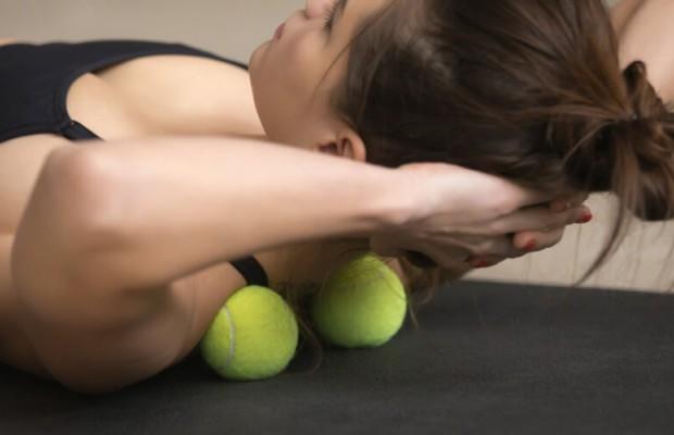 Liberación miofascial para prevenir lesiones