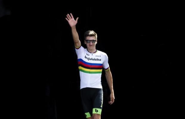 Vlad Dascalu se despide del Brújula Bike Racing Team para 2020