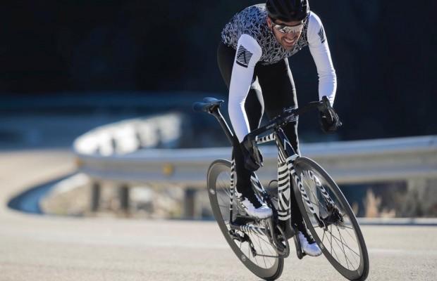 Primeras imágenes de la marca de bicicletas de Alberto Contador