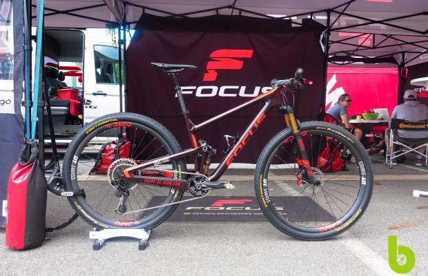 Focus 01E, la mountain bike de los 12.000€