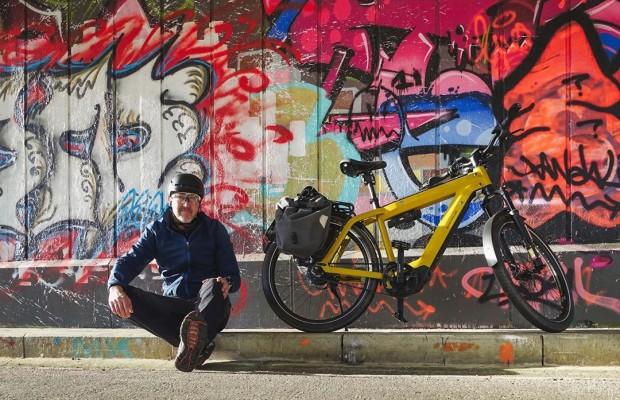 Confirmado: moverte en bicicleta eléctrica hace que sudes 3 veces menos