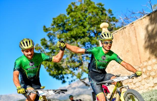 El equipo Buff Scott revoluciona la Costa Blanca Bike Race en la tercera etapa