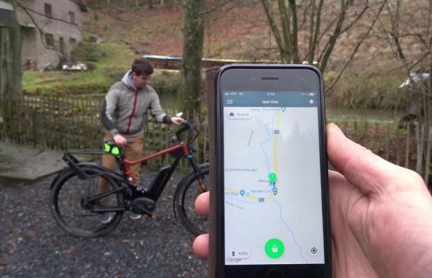 Un rastreador GPS escondido en una bici eléctrica frustra un robo de 100.000€