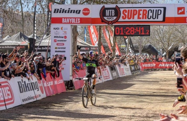 A far superior Henrique Avancini wins in Banyoles