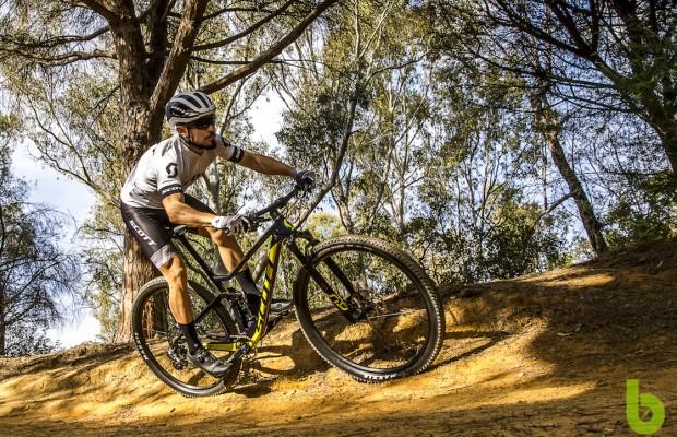 Probamos laScott Spark 900 Rc Team Issue AXS, una mountain bike insuperable en su rango de precio