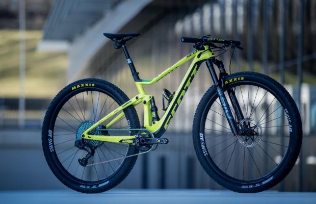La Scott Spark RC de Nino Schurter para 2020, nuevos componentes y colores