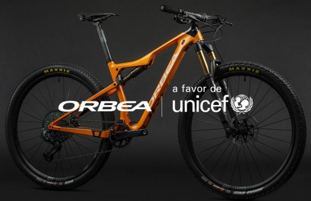 Orbea puts up for auction one of its Cape Epic edition mountain bikes