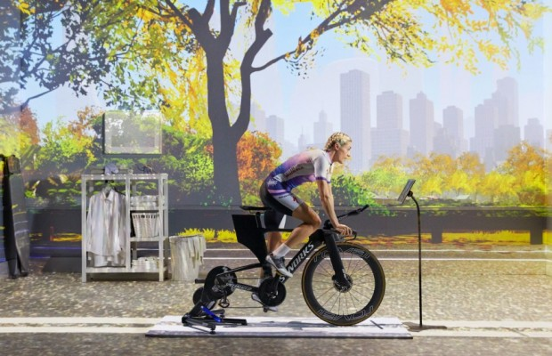 Tricks to fool Zwift