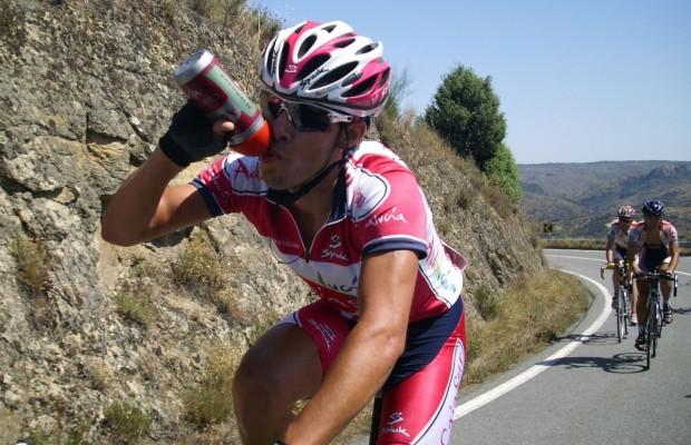 Alimentación antes de montar en bici