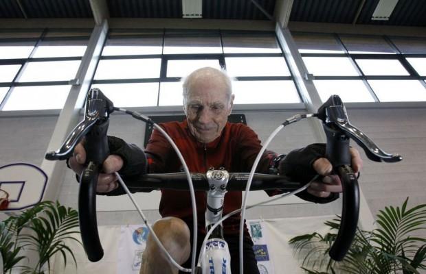 En el rodillo con 108 años