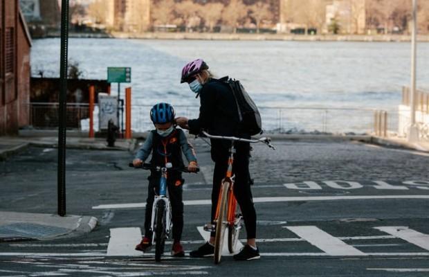 La bicicleta puede convertirse por ley en el medio de transporte principal tras el confinamiento