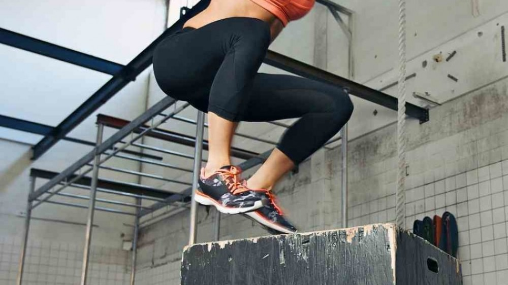 Pliometría, ejercicios pliométricos