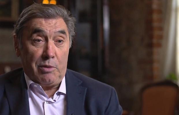 """Eddy Merckx: """"Van der Poel puede ganarlo todo, incluido el Tour"""""""