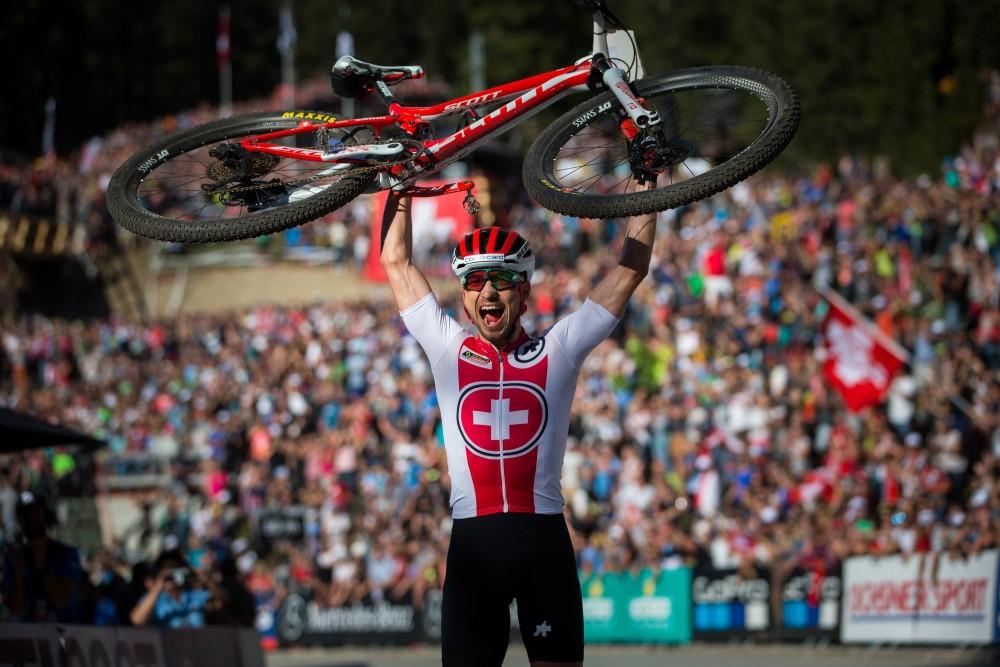 Nino Schurter World Champions