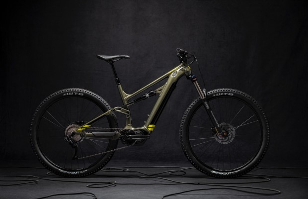 Nuevas Cannondale Moterra Neo 5 ¡Puro Power Metal!