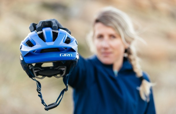 Brand new Giro Manifest Spherical helmet, its ball-and-socket design is ready to set the trend