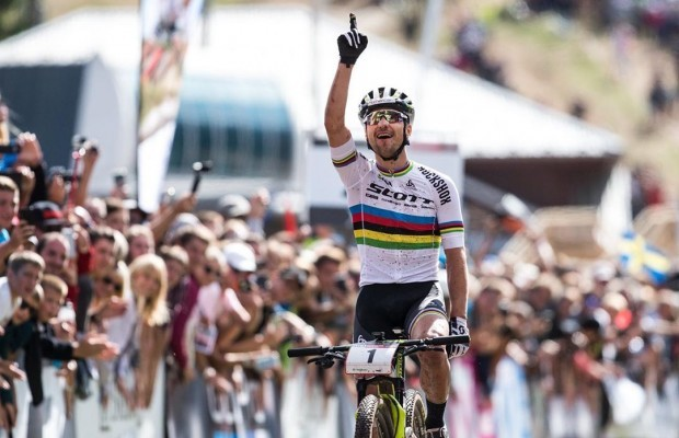 Nino Schurter, the king of MTB XCO, celebrates his 34th birthday