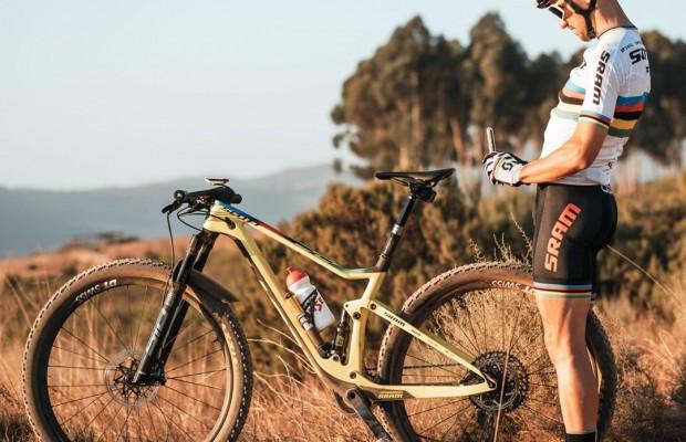 "Nino Schurter sobre la Scott Spark RC: ""Esta bici ha cambiado mi vida"""