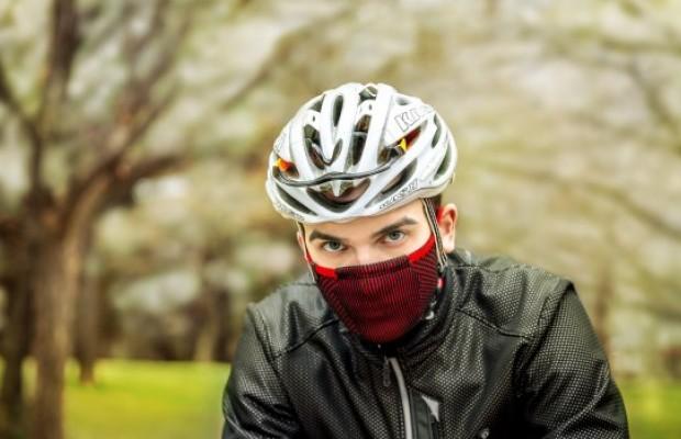 La mascarilla no es obligatoria para practicar ciclismo y mountain bike, pero hay que llevarla encima