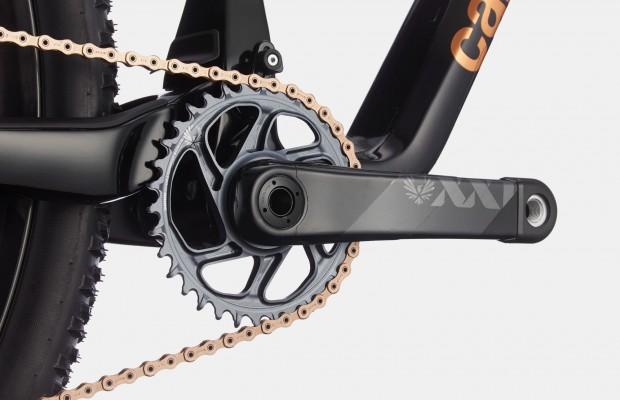 La nueva Cannondale Scalpel se viste con el exclusivo color Copper de SRAM