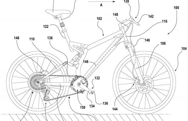 La patente de SRAM que propone un nuevo sistema de doble plato sin desviador
