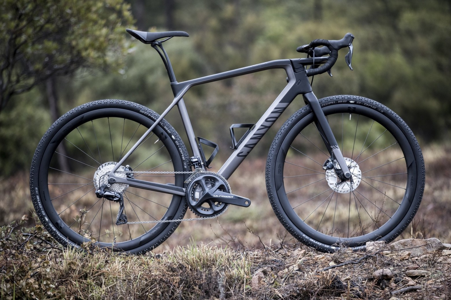 Canyon Grail Gravel 2020