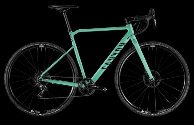 Canyon Inflite CF SL y AL SLX, el ciclocross más atractivo aumenta su catálogo