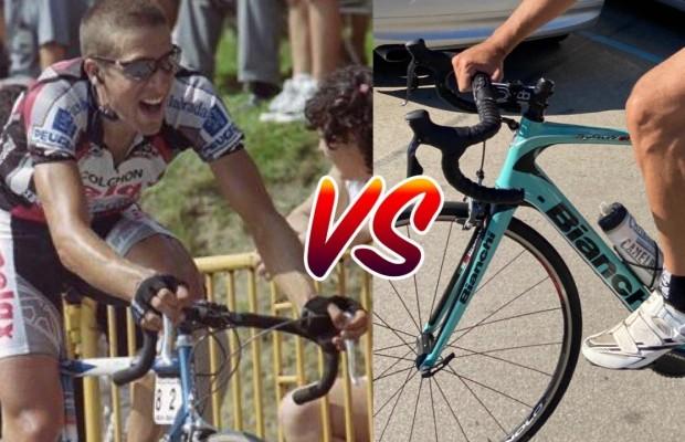 Carbono VS Artsenal de acero ¿qué bici es mejor para competir en carretera?