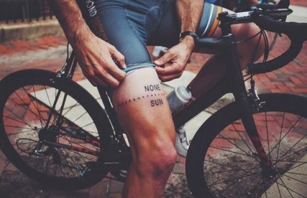 Guidelines for a perfect and safe tanned cyclist