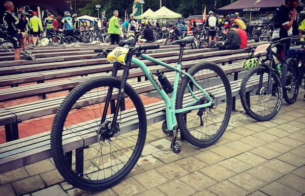 Truebikes, la mountain bike con ruedas gigantes de 36