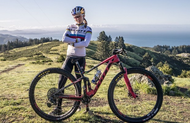 Keys to winning a MTB World Championship