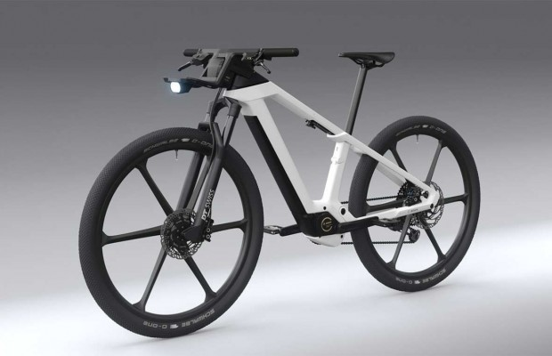 Bosch opens a window to the future with this e-Bike