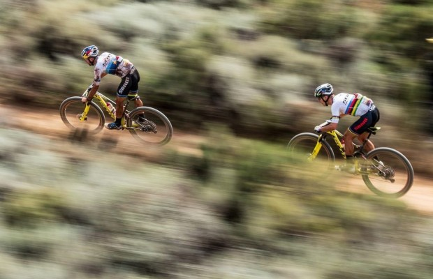 Nino Schurter and Lars Forster to race the Swiss Epic 2020