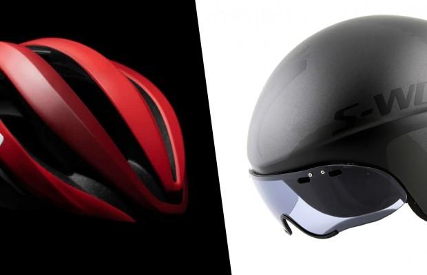 Ventilado V.S Aero ¿qué casco es mejor?