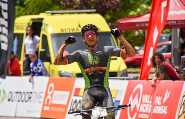 Vlad Dascalu gana en Vall de Boí, recta final de la Copa Catala Internacional BTT