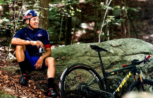Vlad Dascalu becomes a Red Bull cyclist