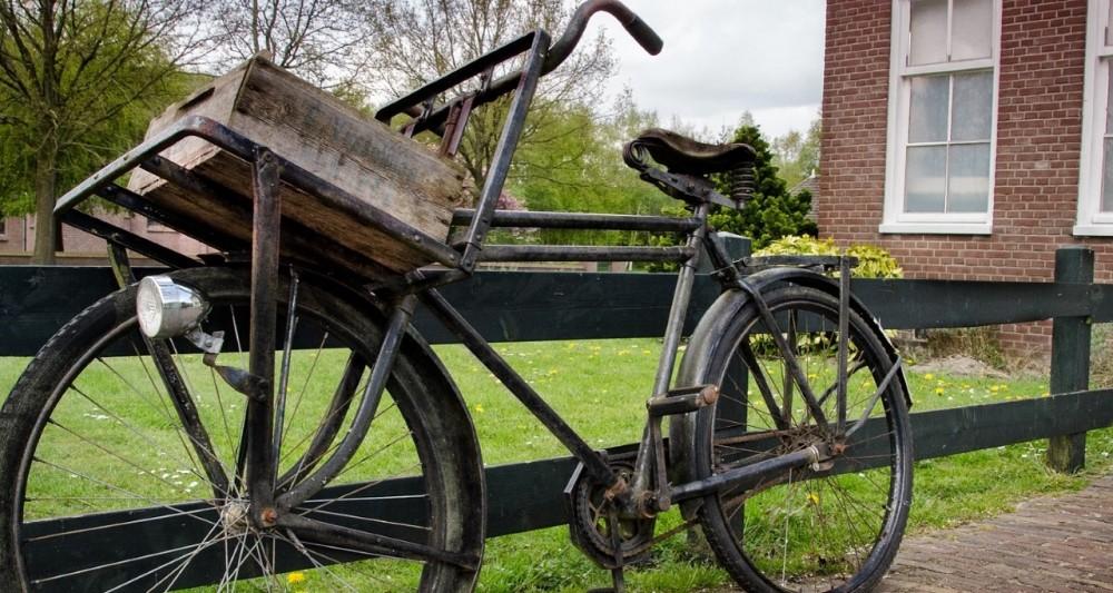 Quién inventó la bicicleta