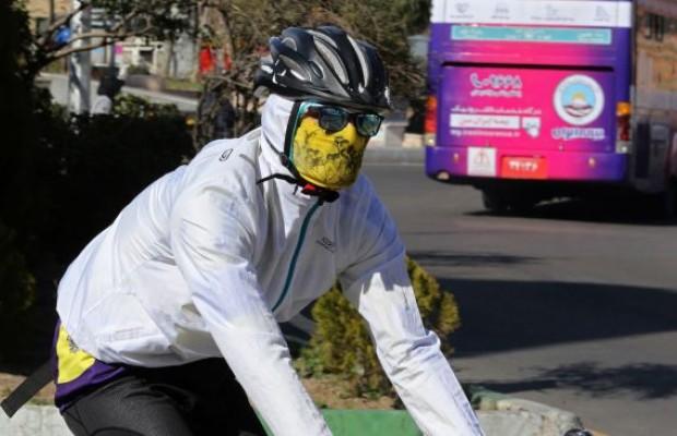 La mascarilla se vuelve obligatoria para ir en bici