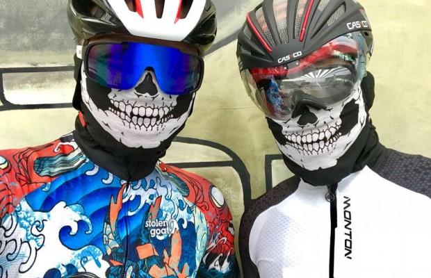 Las mejores mascarillas deportivas para ciclismo