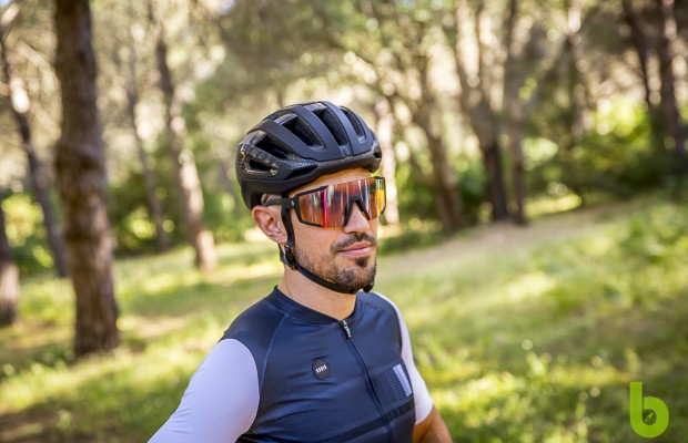 Probamos el Scott Centric Plus, el casco de Nino Schurter