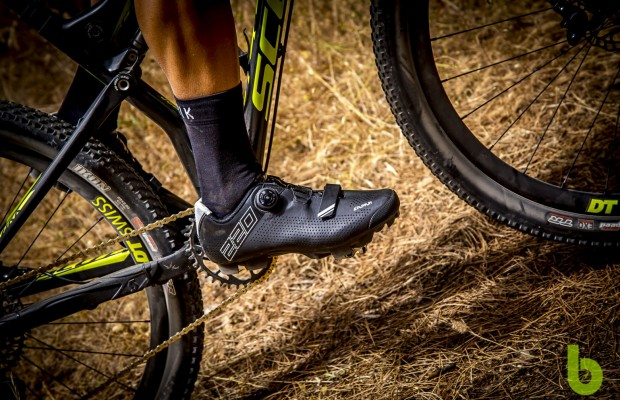 Eassun 220: a comfortable and stiff MTB shoe, ready for competition