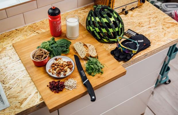 Qué debemos evitar antes de salir a pedalear si no queremos tener problemas digestivos
