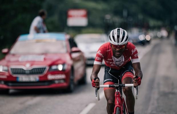 Por qué no hay tantos ciclistas negros profesionales