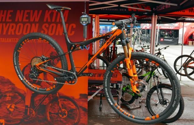 Cómo bajar el peso de nuestra mountain bike