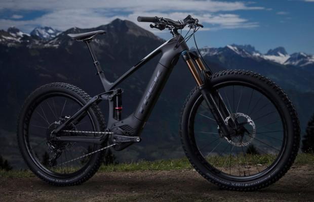 Trek Powerfly 2019: nueva geometría, batería integrada y llega el carbono