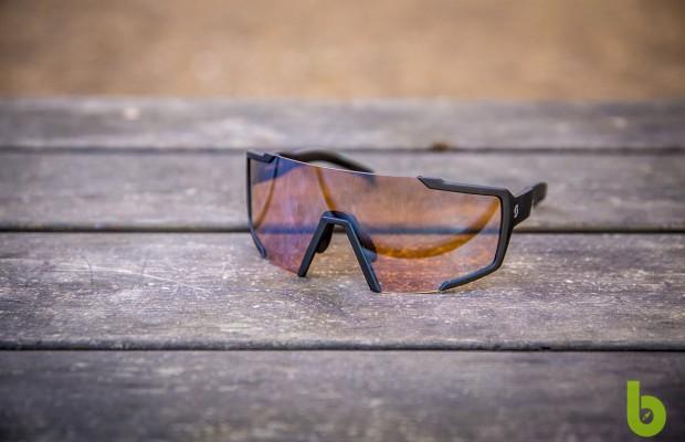 Probamos las gafas Scott Shield