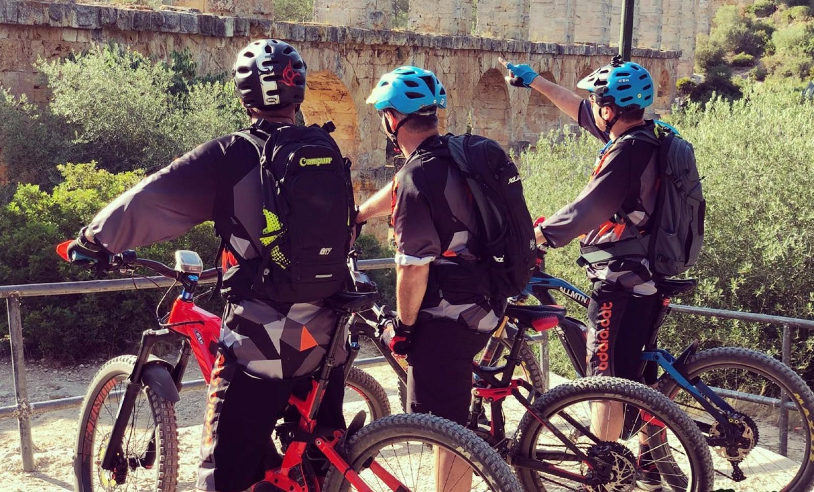 Mochila E-bike XLC ALLMTN