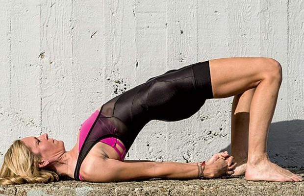 Los mejores ejercicios de yoga para ciclistas