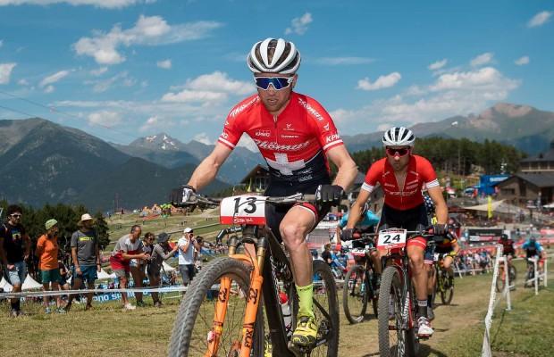Mathias Fluckiger renueva con el Thömus RN Swiss Bike Team