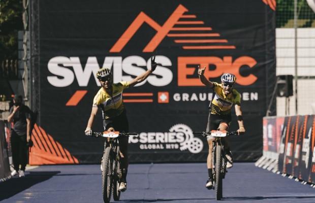 Etapa 3 de la Swiss Epic: el Trek Pirelli le aprieta las tuercas al Scott SRAM, pero Schurter y Forster vuelven a ganar